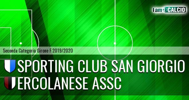 Sporting Club San Giorgio - Ercolanese