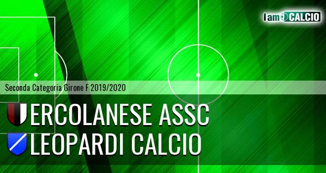 Ercolanese - Leopardi Calcio