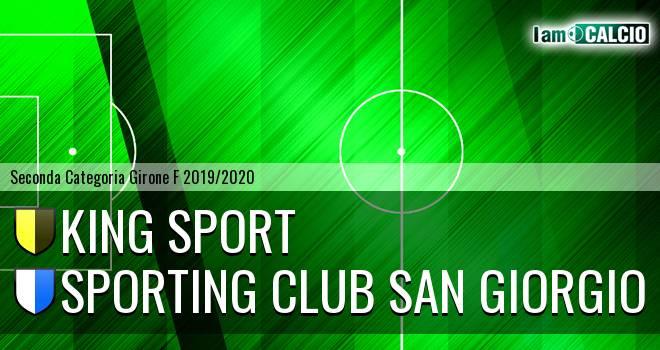King Sport - Sporting Club San Giorgio