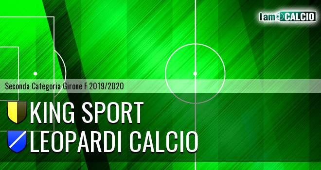 King Sport - Leopardi Calcio