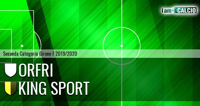 Orfri - King Sport