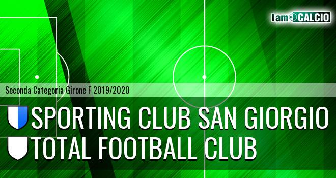 Sporting Club San Giorgio - Total Football Club
