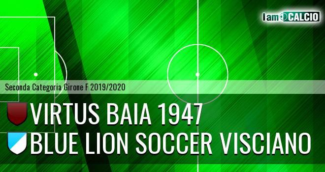 Virtus Baia 1947 - Blue Lion Soccer Visciano