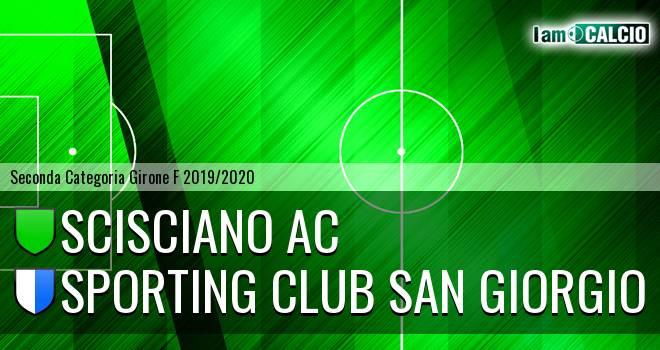 Scisciano AC - Sporting Club San Giorgio