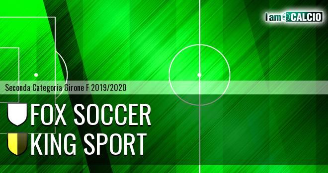 Cercola Fox - King Sport
