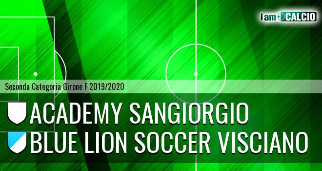 Academy Sangiorgio - Blue Lion Soccer Visciano