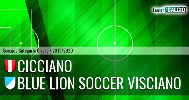 Cicciano - Blue Lion Soccer Visciano