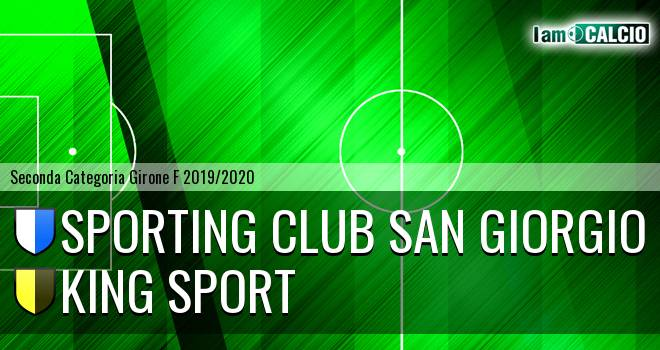 Sporting Club San Giorgio - King Sport