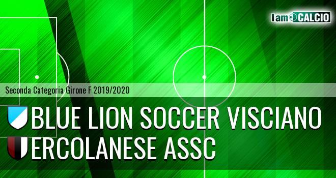 Blue Lion Soccer Visciano - Ercolanese