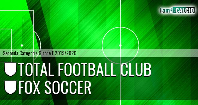 Total Football Club - Cercola Fox