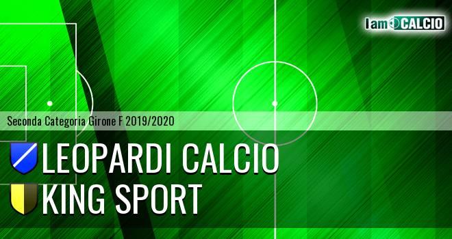 Leopardi Calcio - King Sport