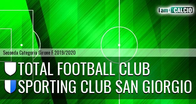 Total Football Club - Sporting Club San Giorgio