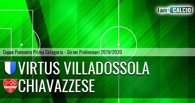 Virtus Villadossola - Chiavazzese