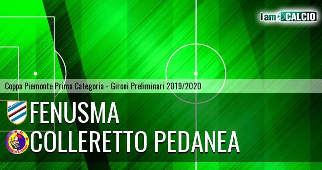 Fenusma - Colleretto Pedanea