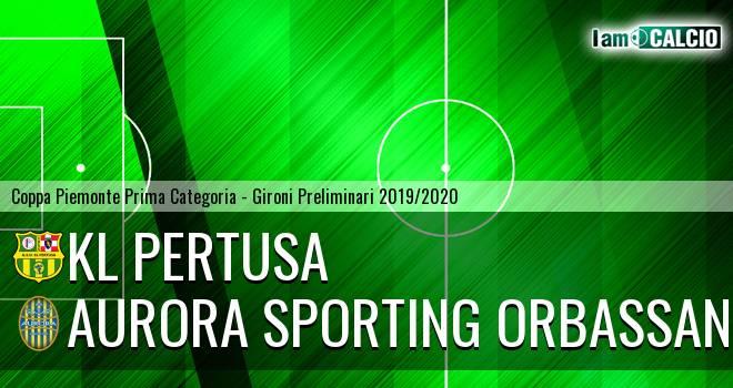 KL Pertusa - Aurora Sporting Orbassano