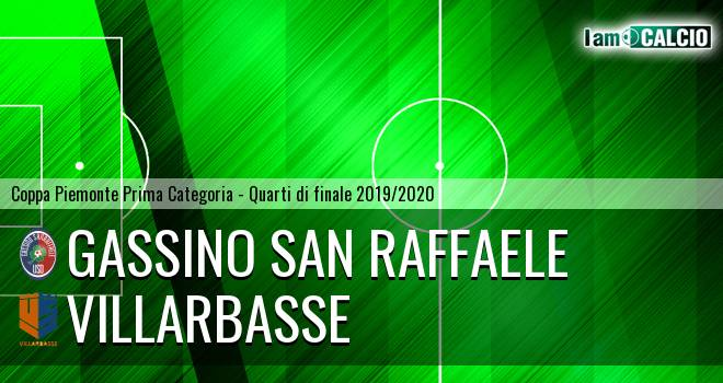 Gassino San Raffaele - Villarbasse