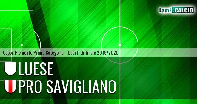 Luese - Pro Savigliano