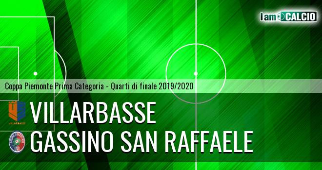 Villarbasse - Gassino San Raffaele
