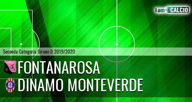 Fontanarosa - Dinamo Monteverde