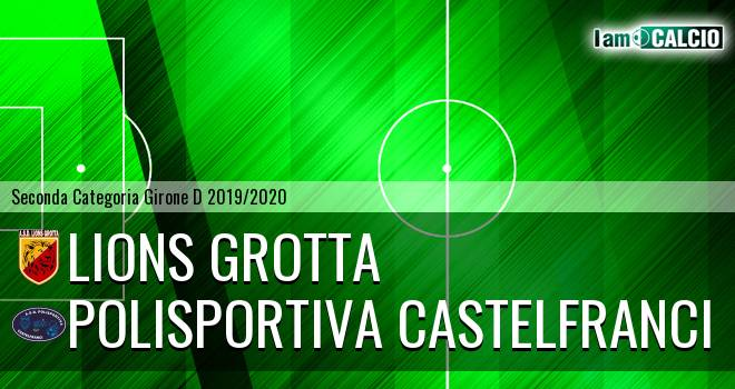 Lions Grotta - Polisportiva Castelfranci
