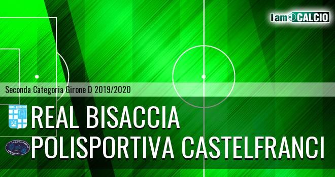 Real Bisaccia - Polisportiva Castelfranci
