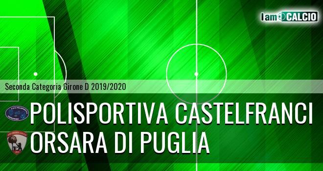 Polisportiva Castelfranci - Orsara di Puglia