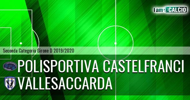 Polisportiva Castelfranci - Vallesaccarda