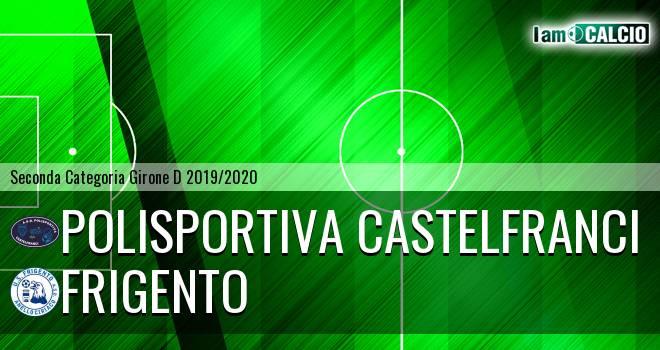 Polisportiva Castelfranci - Frigento