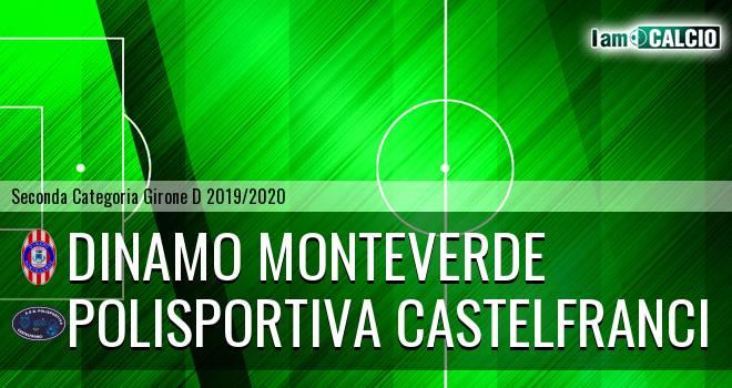 Dinamo Monteverde - Polisportiva Castelfranci