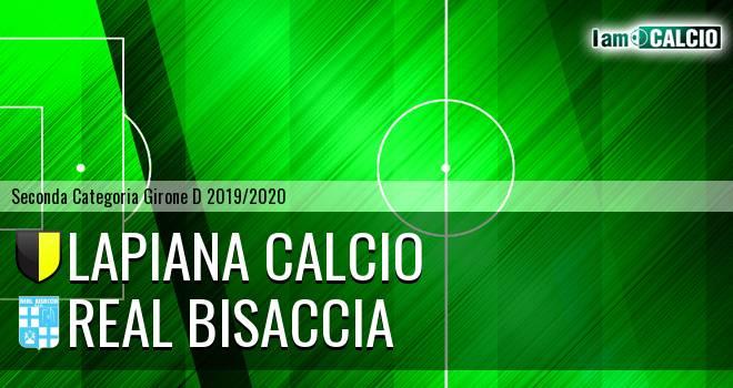 Lapiana Calcio - Real Bisaccia