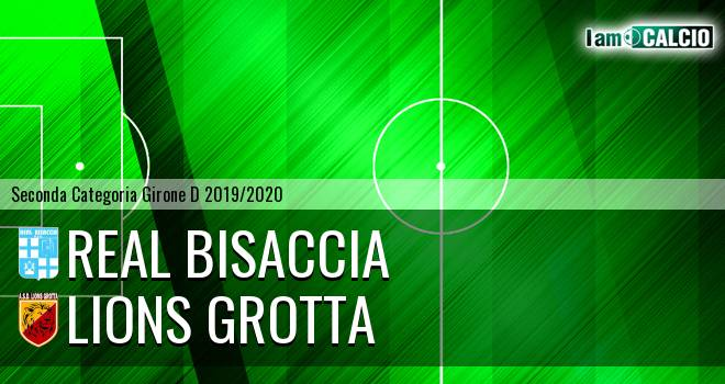 Real Bisaccia - Lions Grotta