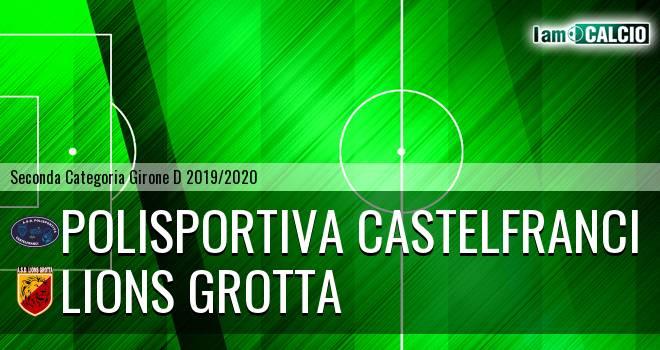 Polisportiva Castelfranci - Lions Grotta