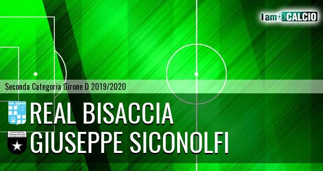 Real Bisaccia - Giuseppe Siconolfi