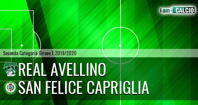 Real Avellino - San Felice Capriglia