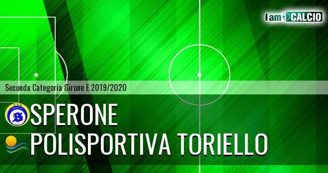 Sperone - Polisportiva Toriello