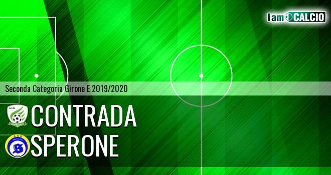 Contrada - Sperone