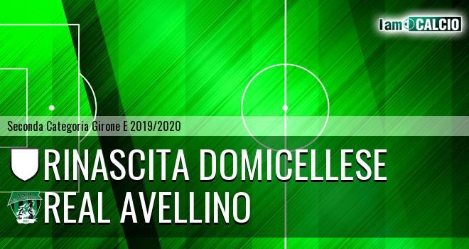 Rinascita Domicellese - Real Avellino