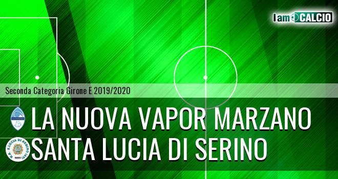 La Nuova Vapor Marzano - Santa Lucia di Serino