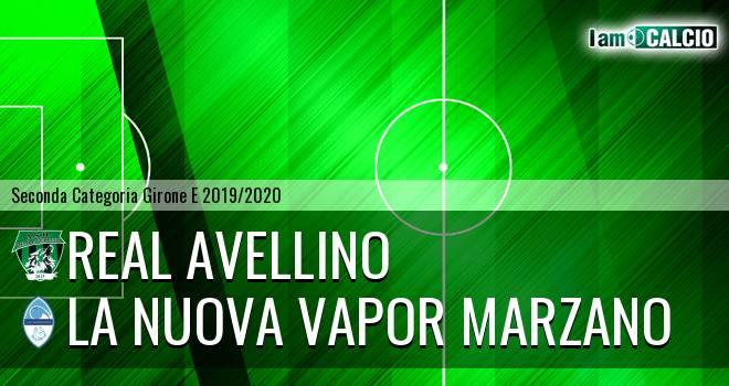 Real Avellino - La Nuova Vapor Marzano