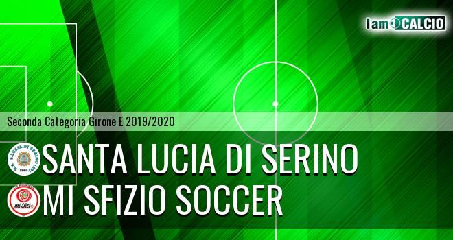 Santa Lucia di Serino - Mi Sfizio Soccer