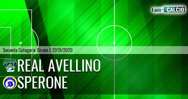Real Avellino - Sperone