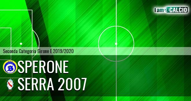 Sperone - Serra 2007