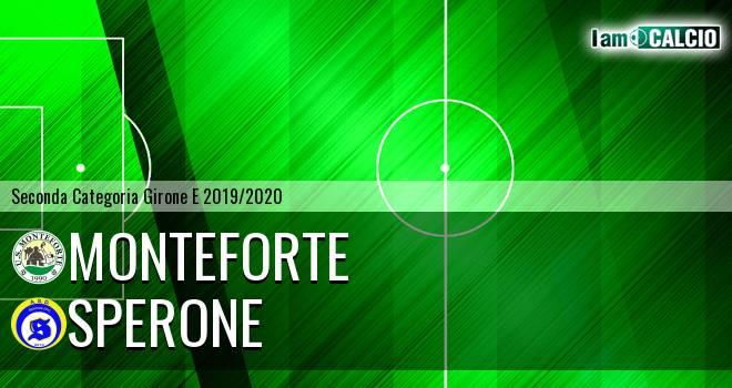 Monteforte - Sperone