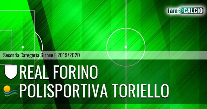 Real Forino - Polisportiva Toriello