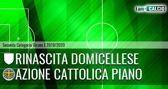 Rinascita Domicellese - Azione Cattolica Piano