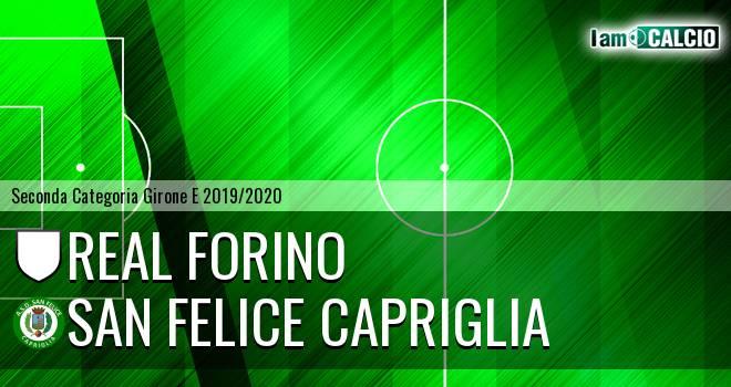Real Forino - San Felice Capriglia