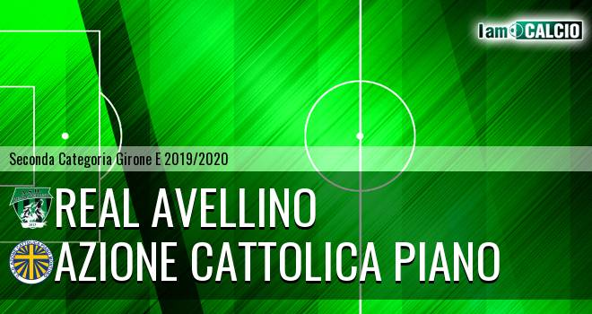 Real Avellino - Azione Cattolica Piano