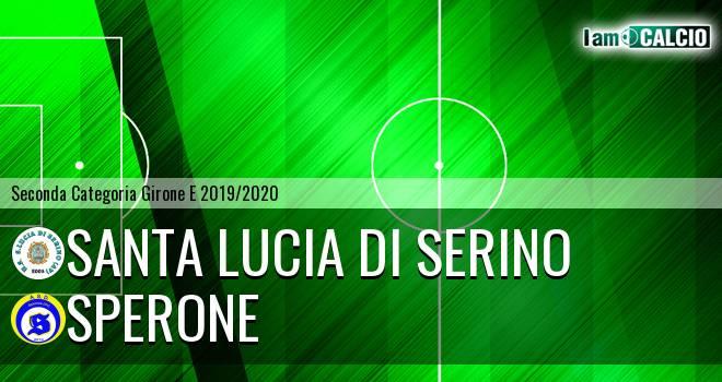 Santa Lucia di Serino - Sperone