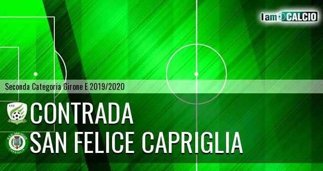 Contrada - San Felice Capriglia
