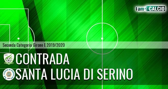 Contrada - Santa Lucia di Serino